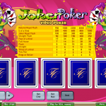 Nuovo Video Poker Flash Gratis