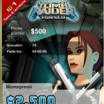 Torneo Slot Machine Tomb Raider: in palio 5.000 Euro e Viaggi