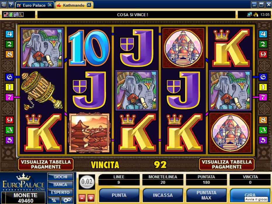arriva arriva slot machine online