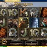 Arriva la nuova Slot machine Il Signore degli Anelli