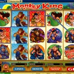 Nuova slot machine Monkey King da Microgaming