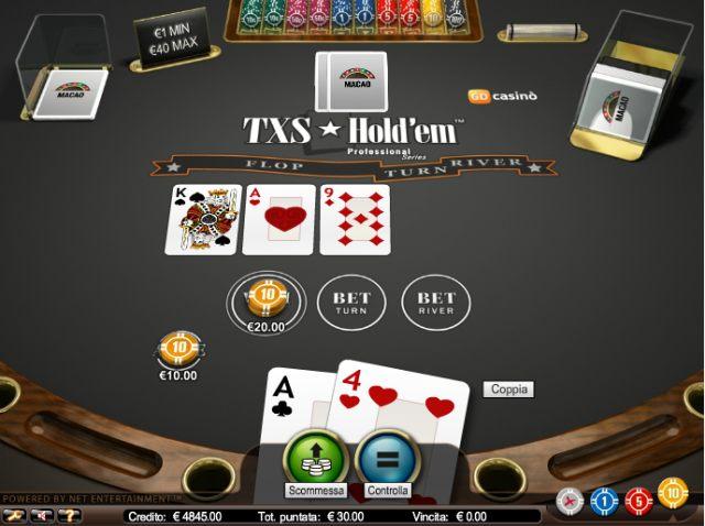 Adesso gioco poker online le regole del texas hold em - Tavolo poker texas hold em ...