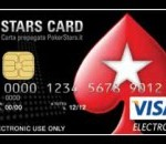 Stars Card: la carta prepagata di PokerStars