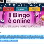 Su Winga Bingo, bonus di benvenuto fino a 66 Euro!