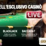 Vegas Club lancia i giochi casino dal vivo