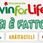 Win For Life disponibile in 3 versioni e 3 fasce di vitalizi