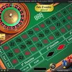 Tipologie di scommesse e possibili vincite al gioco della roulette