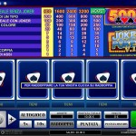 Impara a giocare al Video Poker
