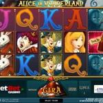Recensione Slot Machine Alice in Wonderland