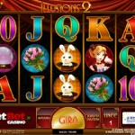 Gioca gratis alla slot Machine Illusions 2