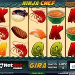 Come giocare alla slot machine Ninja Chef