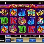 Prova la slot Carnaval con Bonus di Carnevale