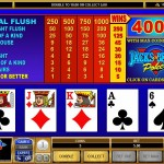 Video Poker online: tipologie e varianti