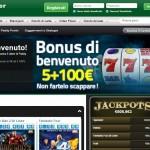 Paddy Power Casino: gioca con 5 euro Bonus Omaggio