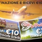 Gioca su 888 Casino con 10 euro Bonus Gratis