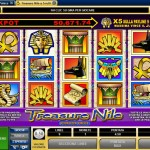 Recensione Slot Machine Treasure Nile