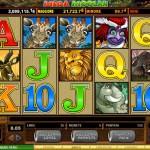 Jackpot slot machine Mega Moolah supera 2 milioni di dollari