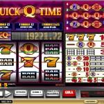 Su Casino Italia gioca alla slot Quick Time