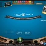 Come giocare a Oasis Poker