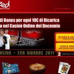 Recensione 32Red Casino: Deposita 10€ ricevi 32 Euro di Bonus